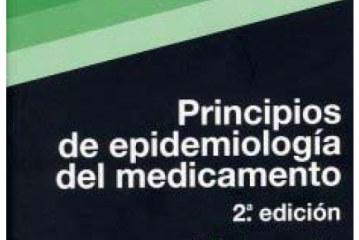 Principios de epidemiología del medicamento