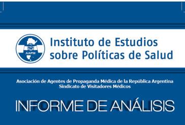Politica de Medicamentos en Argentina