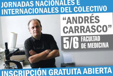 JORNADAS NACIONALES E INTERNACIONALES DEL COLECTIVO «ANDRÉS CARRASCO»