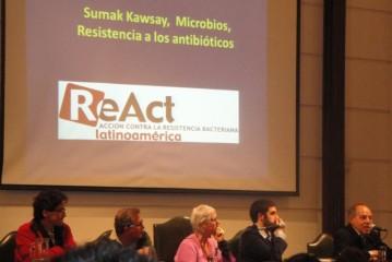 La resistencia a los antibióticos es un problema de salud socioambiental