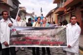 CARAVANA POR LA VIDA Y LOS MICROBIOS REACT LATINOAMERICA NOVIEMBRE 2012