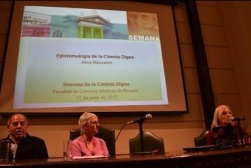 """""""Semana de la ciencia digna en salud"""" (Parte 14) Silvio Najt"""