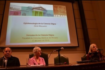 «Semana de la ciencia digna en salud» (Parte 14) Silvio Najt