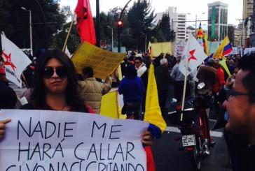 ALAMES rechaza las medidas represivas del gobierno de Rafael Correa en contra de los movimientos sociales en Ecuador