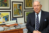Yusuf Hamied: leader in the Indian generic drug industry
