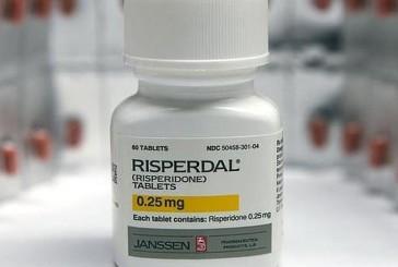En Francia reconocen que se abusa del peligroso medicamento Risperdal en la infancia