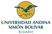 Pedido de solidaridad con la Universidad Andina Simón Bolivar