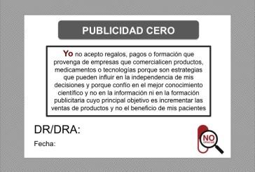 """Campaña: """"Publicidad cero"""""""