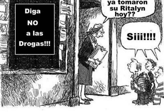 Diga NO a las Drogas!!!