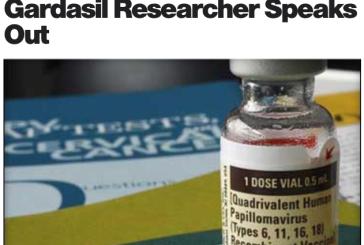 Escándalo científico y político con la vacuna del papiloma: la EMA ignora los datos clínicos que apuntan a problemas de seguridad