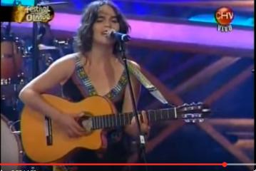 Camila Moreno – Millones vídeo censurado por chilevision