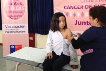 Un Tribunal chileno exime de la vacunación contra el virus del papiloma a varias familias