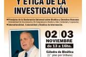 Derechos Humanos y Ética de la Investigación
