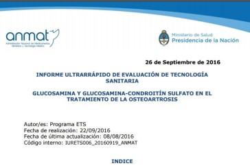 INFORME ULTRARRÁPIDO DE EVALUACIÓN DE TECNOLOGÍA SANITARIA