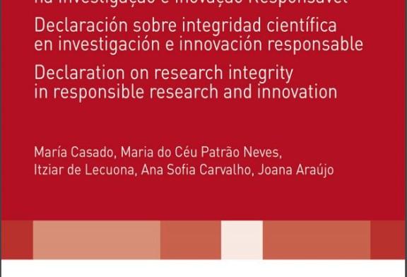 Declaració sobre integritat cientifica en recerca i innovació responsable