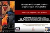 La desestabilización de Gobiernos progresistas en América Latina Jaime Breilh, Ecuador