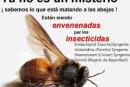 Nuevos documentos detallan el tratamiento de las semillas de cultivos transgénicos con insecticidas neonicotinoides