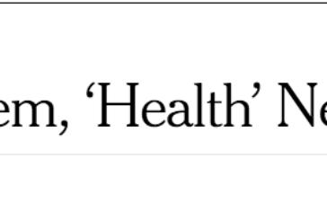 La construcción comercial de la salud. Por H. Gilbert Welch