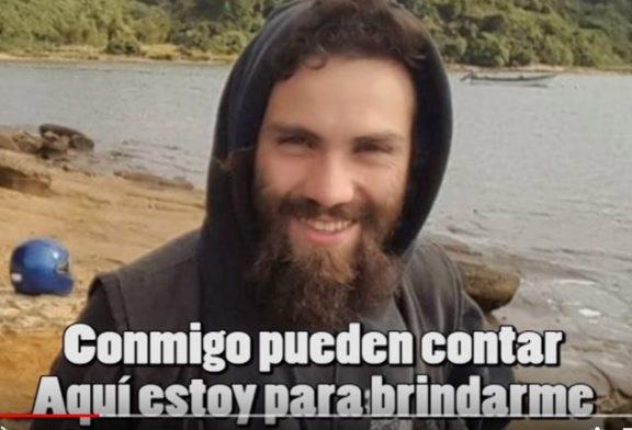 Soy Santiago Maldonado