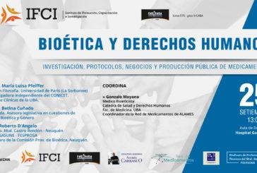 Jornada: Bioética y Derechos Humanos