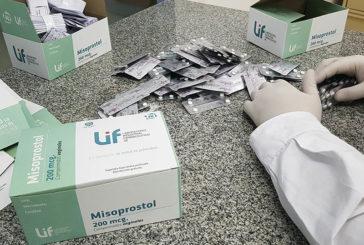 Santa Fe: el misoprostol fabricado por el Estado llega a los centros de salud