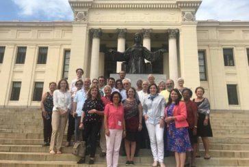 Participantes de la RedLAC en Educación en Bioética firman la Declaración de La Habana