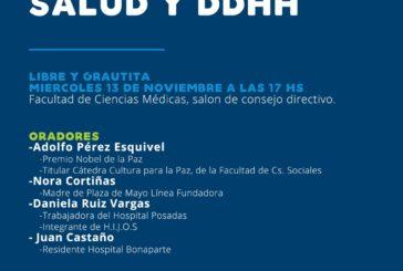 Jornada de SALUD Y DDHH