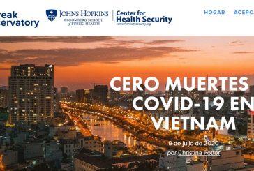 CERO MUERTES DE COVID-19 EN VIETNAM
