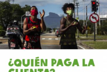¿Quién paga la cuenta? Gravar la riqueza para enfrentar la crisis de la COVID-19 en América Latina y el Caribe