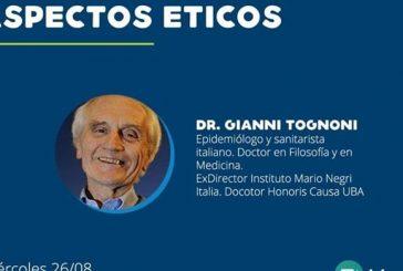 Derechos Humanos y Pandemia | Globalización y Salud: aspectos éticos | Dr. Gianni Tognoni
