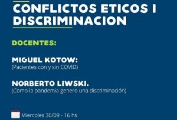 Conflictos éticos I – Discriminación – Curso de Derechos Humanos y Bioética en tiempos de pandemia