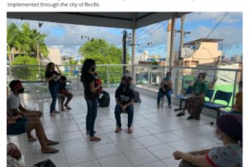 Cómo una clínica de atención primaria en Brasil enfrenta el tratamiento del coronavirus en una comunidad vulnerable: la experiencia del área de Morro da Conceição en Recife