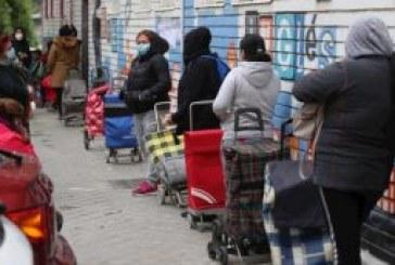 """""""La desigualdad social y la precariedad laboral han sido un poderoso vector de transmisión en la pandemia"""""""