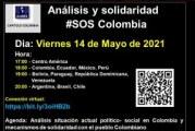 Análsis y Solidaridad #SOS Colombia